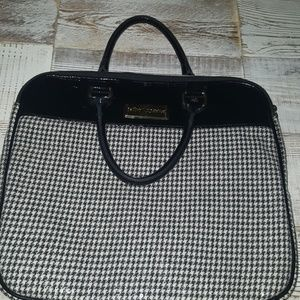 Betsy Johnson Sequence Laptop Bag